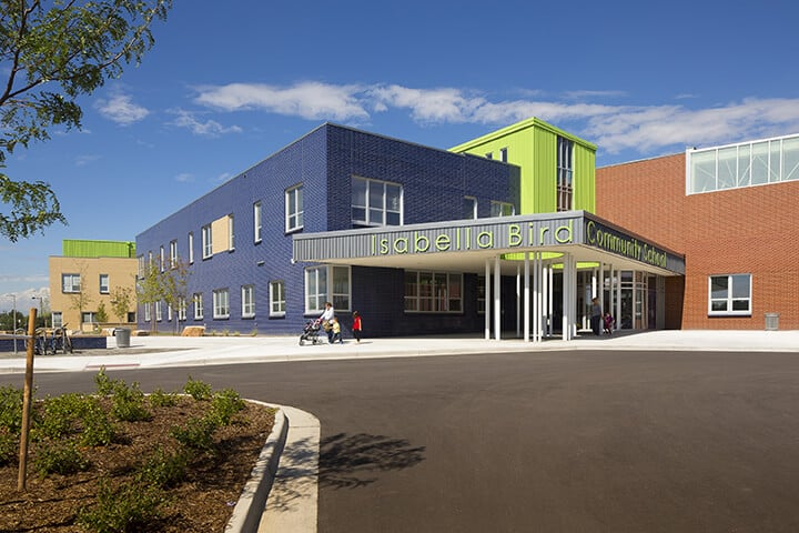 Commissioned the newly constructed 90,000 square foot elementary school. Denver Public Schools (DPS) requested Iconergy go beyond LEED requirements by adding plumbing and electrical systems to the commissioning scope, and requested Iconergy provide systems-level training directly to DPS staff.