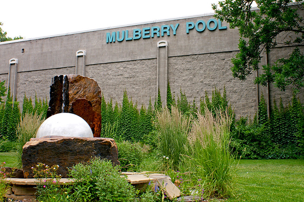 Mulberry Pool Front