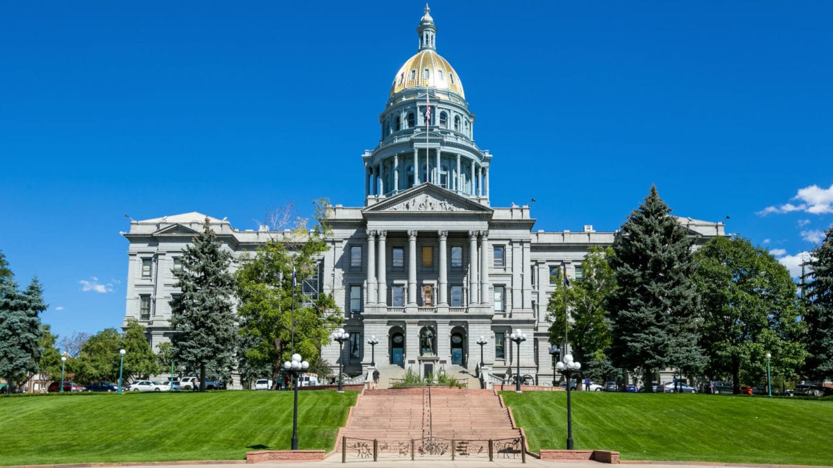 Iconergy is performing an efficiency retrofit under an energy performance contract for the State of Colorado's capitol building and more than a dozen affiliated state agency facilities managed by the Colorado Department of Personnel and Administration. In total, there are 18 buildings that comprise over 1,811,866 square feet.