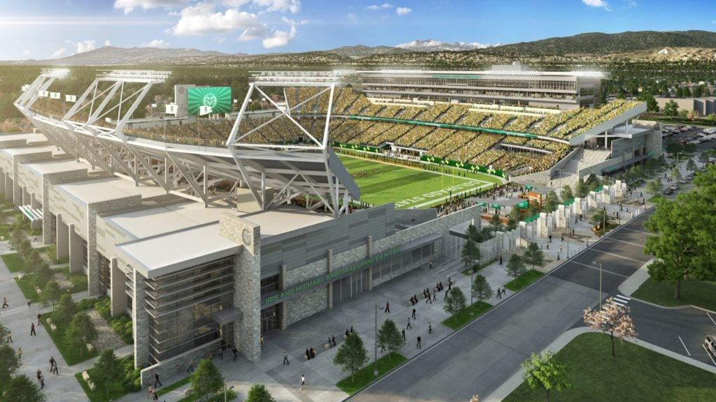 The Canvas Stadium is home to the CSU Rams football team and also serves as highly active facility for many events and academic classes. Iconergy provided Fundamental Commissioning for the 727,000 square foot stadium, featuring locker rooms, training facilities, rehabilitation services, offices, concessions, suites, restaurants, conference rooms, hall of champions and academic lecture halls.